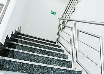 Corrimão de alumínio para escada preço