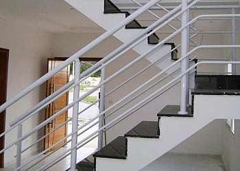 Corrimão de escada de ferro preço
